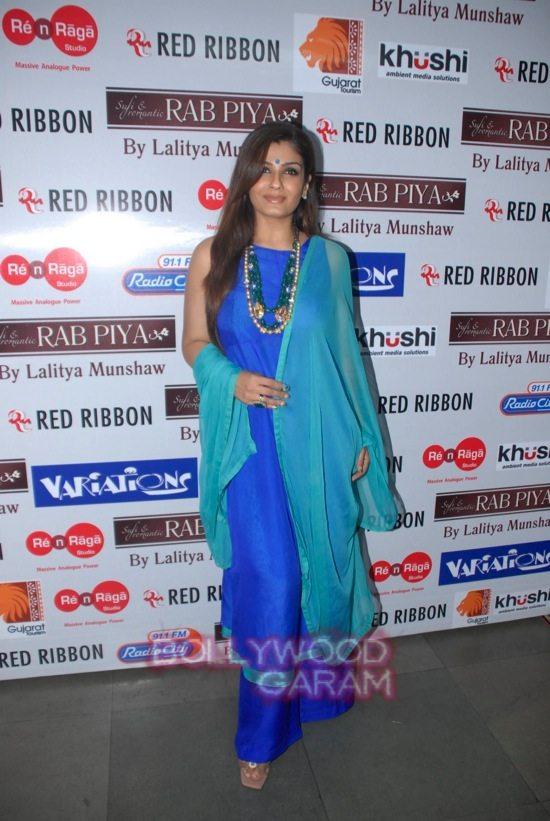 Raveena Tandon_Lalitya concert-2
