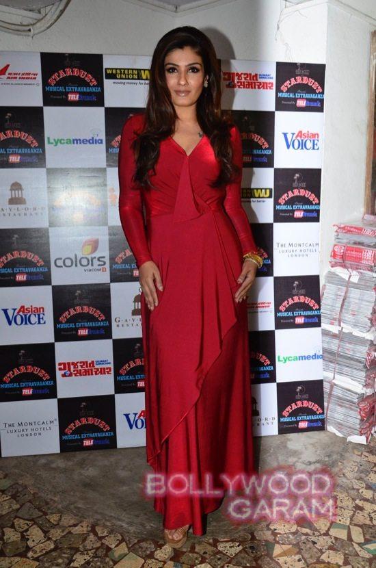 Raveena Tandon Savvy cover magazine-3