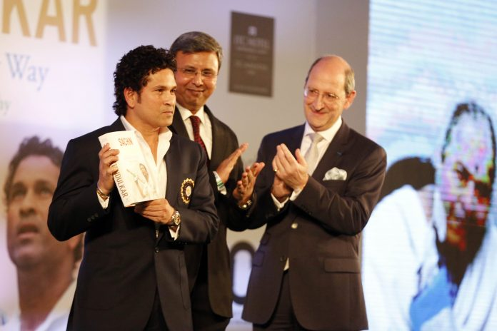 Sachin Playing it my way