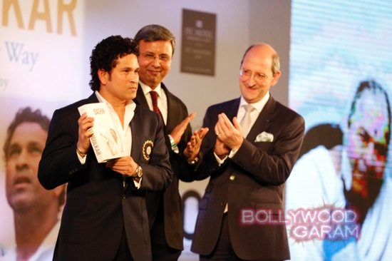 Sachin autobiography launch