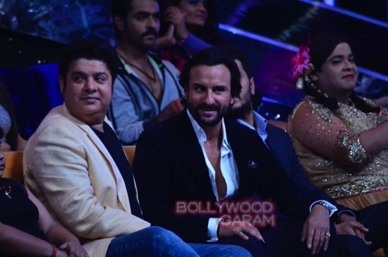 Saif Ali Khan and Sajid Khan patch up-1