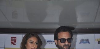 Ileana D'cruz and Saif Ali Khan promote Happy Ending