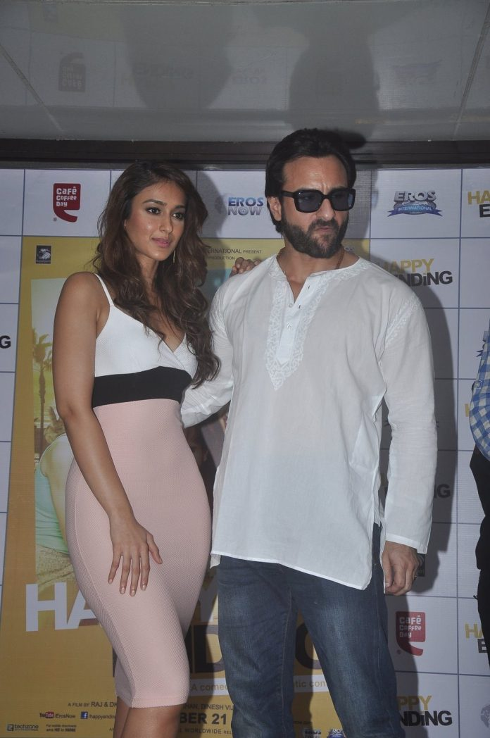 Saif Ileana Happy ending