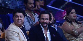 Saif Ali Khan and Sajid Khan patch up