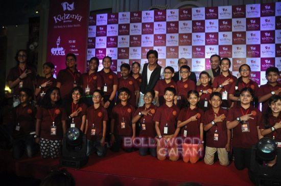 Shahrukh khan_kidzania children's day-6