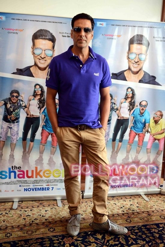 Shaukeens promotions Delhi-1