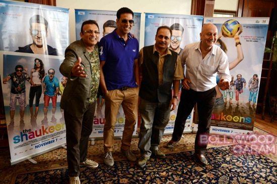 Shaukeens promotions Delhi-4