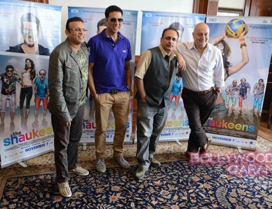 Shaukeens promotions Delhi-5