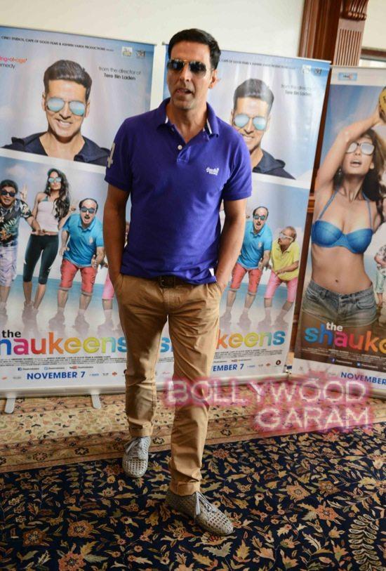Shaukeens promotions Delhi
