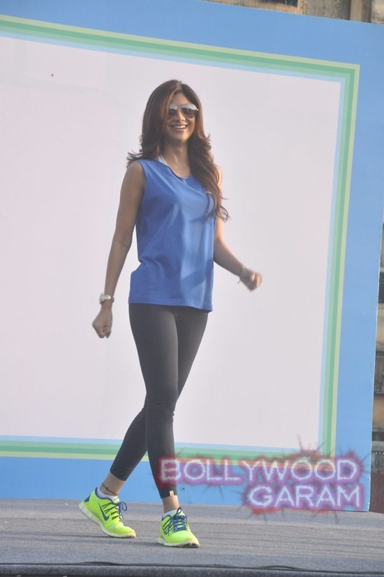Shilpa Shetty at running event-1