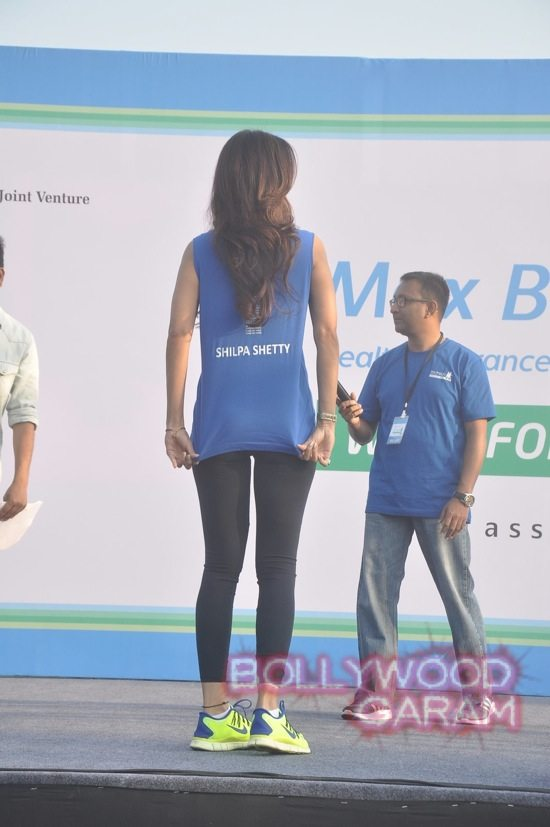 Shilpa Shetty at running event-3