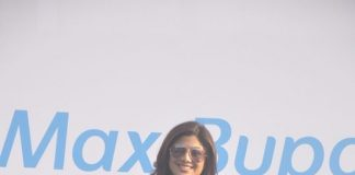 Shilpa Shetty encourages people to walk more
