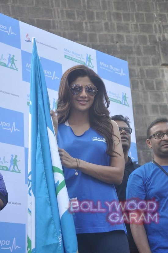 Shilpa Shetty at running event-8