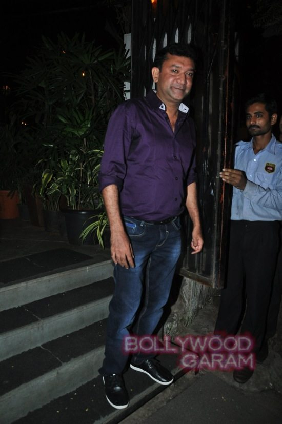Shilpa shetty and Raj K_Tabu birthday-0