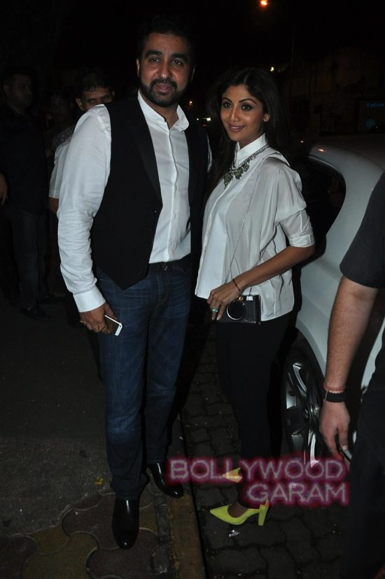 Shilpa shetty and Raj Kundra_Tabu birthday-6