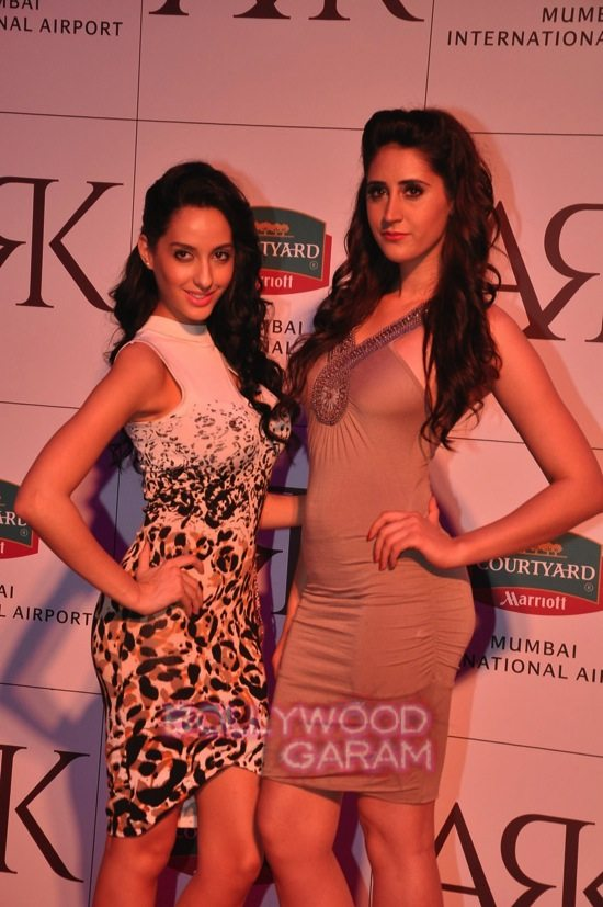 Shraddha K_ark lounge launch-11