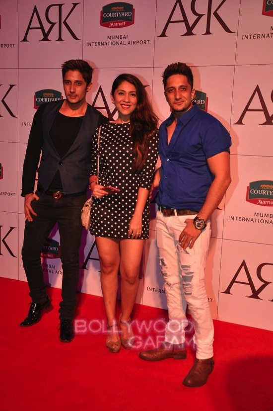 Shraddha _ark lounge launch-9