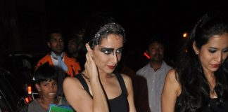 Aditya Roy Kapur and Shraddha Kapoor attended Halloween bash