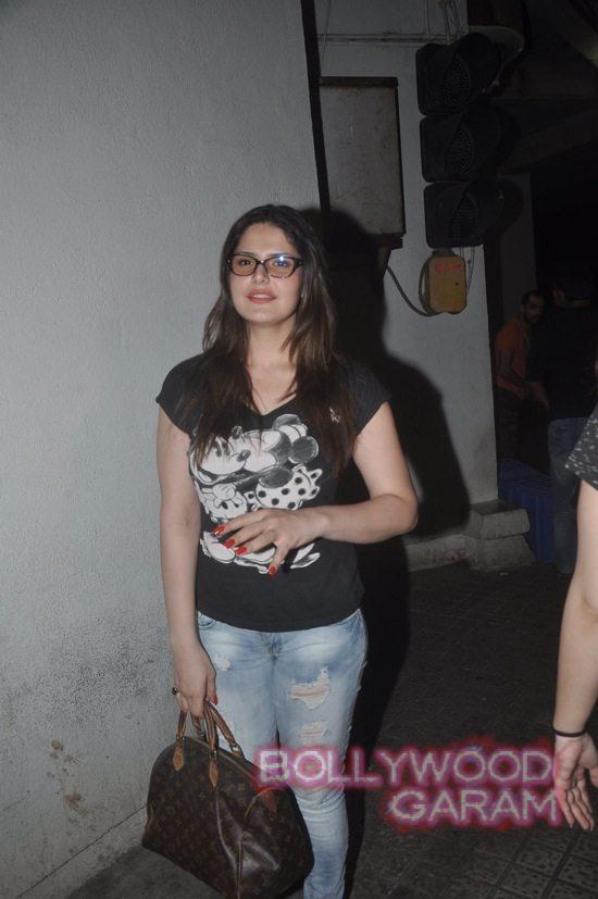 Siddharth Malhotra and Zarine Khan-5