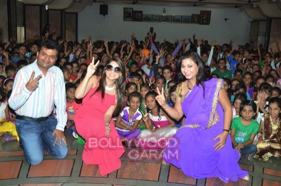 Sonalee K celebrates childrens day-1