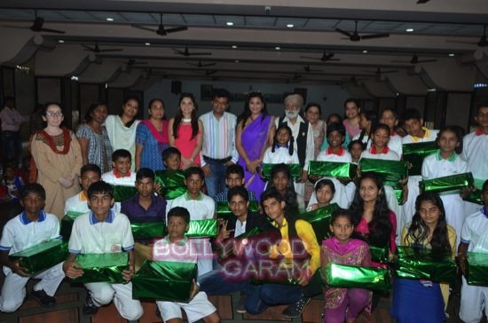Sonalee K celebrates childrens day-10