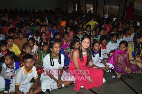 Sonalee K celebrates childrens day-3