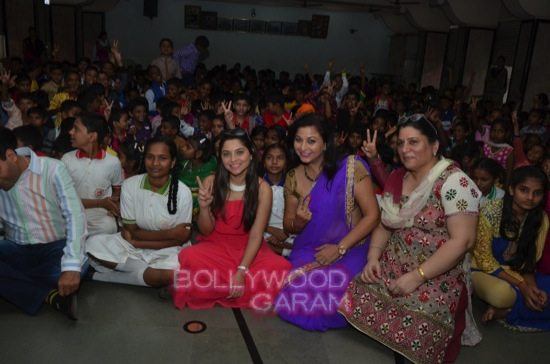 Sonalee K celebrates childrens day-5