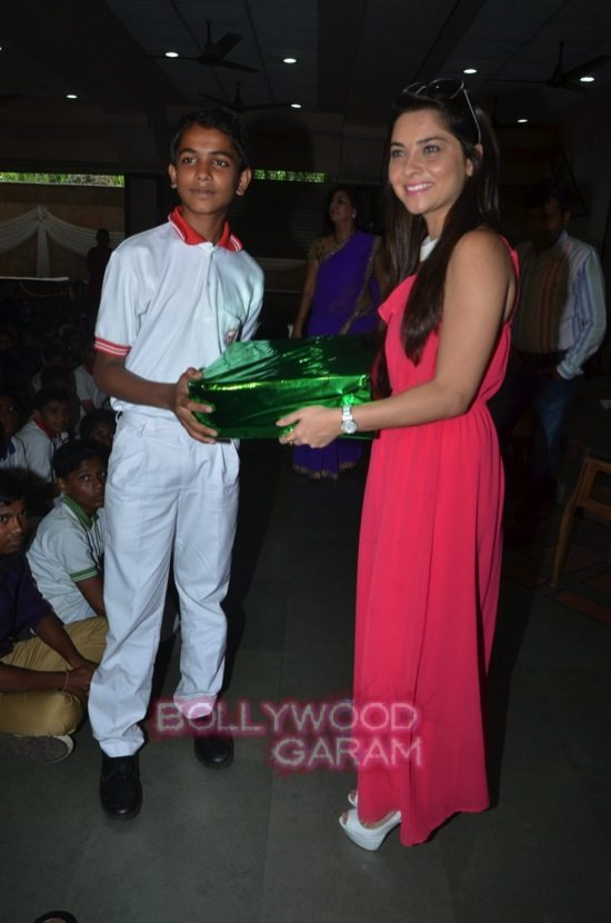 Sonalee K celebrates childrens day-6