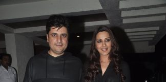 Sonali Bendre and Goldie Bahl celebrate anniversary