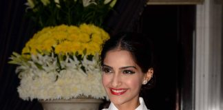 Sonam Kapoor at Business of Fashion 2nd annual list event