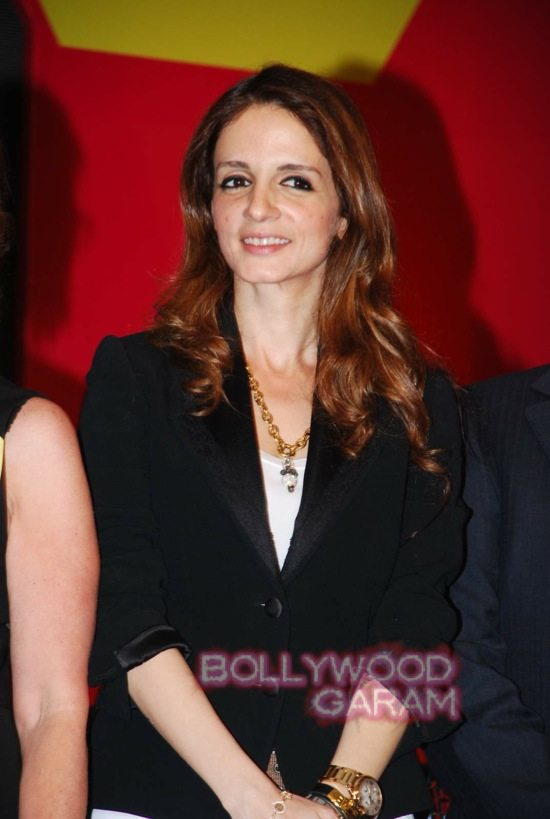 Sussanne Khan at ace exhibition-9