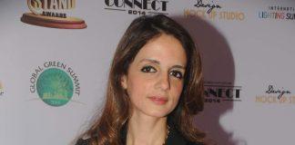 Sussanne Khan attends Ace Exhibition