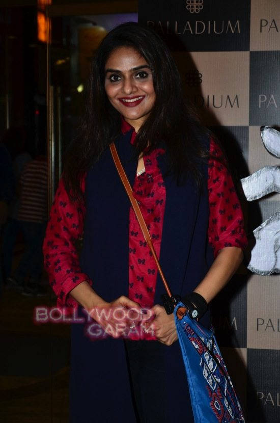 Tara sharma and madhoo_Halloween night bash-8