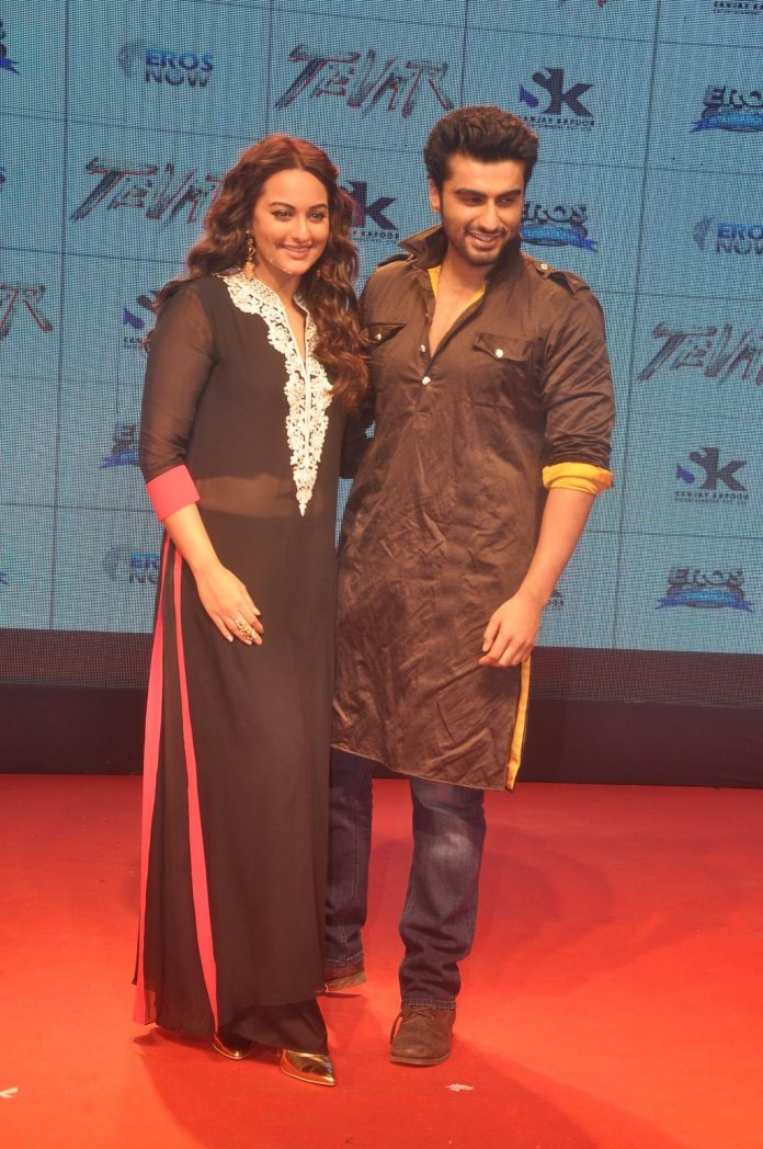 Tevar trailer launch