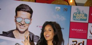 Lisa Haydon and Anupam Kher launch 'The Shaukeens' music