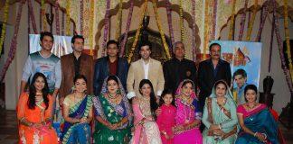 Shefali Sharma and Kinshuk Mahajan at 'Tum Aisehi Rehna' launch