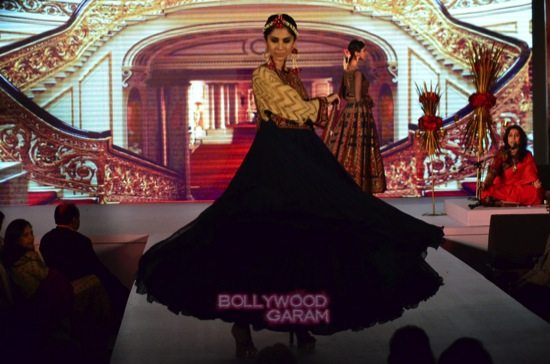 Vaani Kapoor showstopper at Royal Fable-13