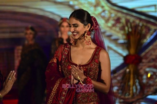 Vaani Kapoor showstopper at Royal Fable-19