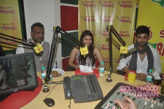 Zid actors Radio Mirchi-2