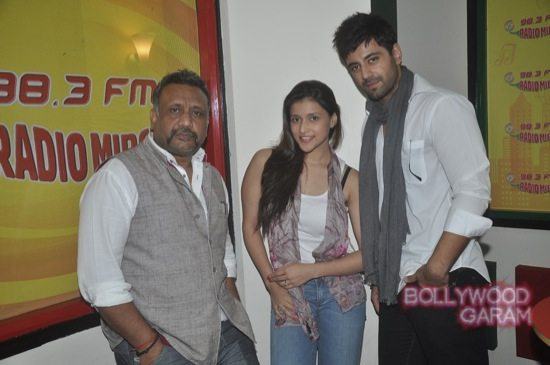 Zid actors Radio Mirchi-3