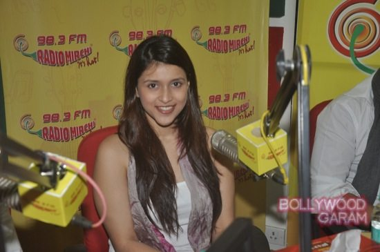 Zid at Radio Mirchi