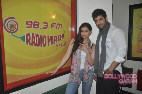 Zid actors Radio Mirchi-8