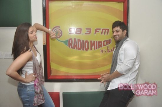 Zid actors Radio Mirchi-9
