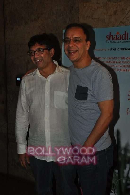 Vidhu vinod chopra documentary screening -12
