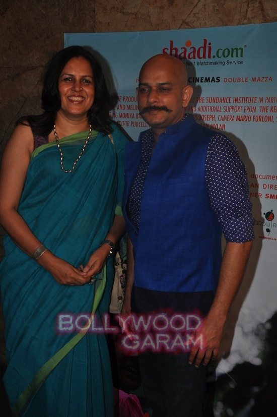Aamir khan kiran rao documentary screening -7