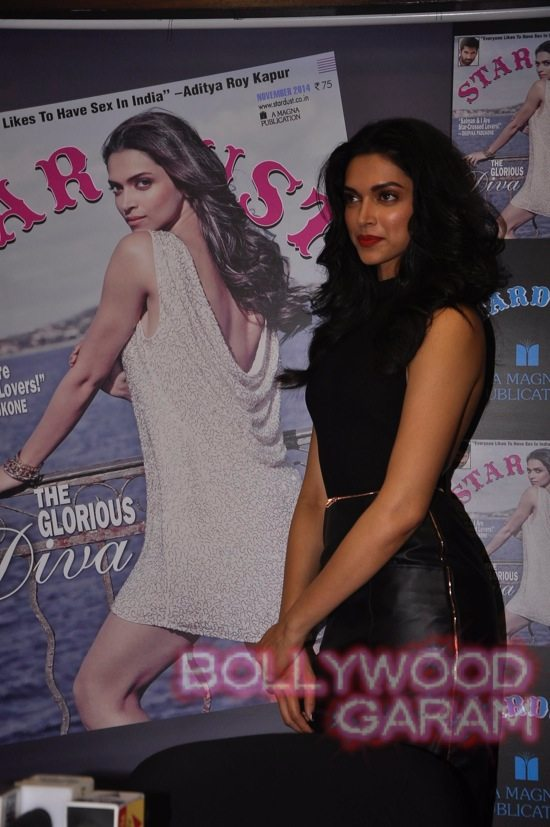 latest issue of Stardust magazine Deepika-2