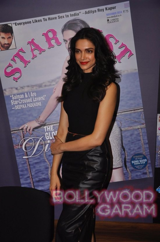latest issue of Stardust magazine Deepika-6