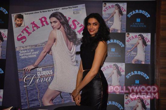 latest issue of Stardust magazine Deepika-8