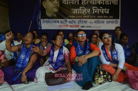 rakhi hunger strike-4