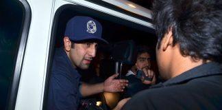 Ranbir Kapoor abuses media outside his love nest with Katrina Kaif